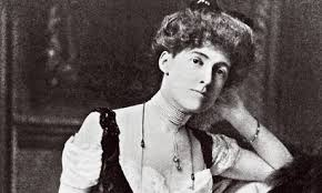 Edith Wharton Image from The Guardian