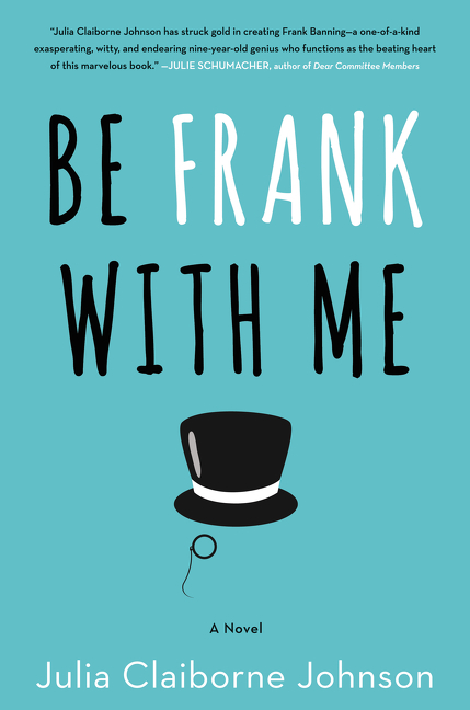 BE FRANK WITH ME cover art final