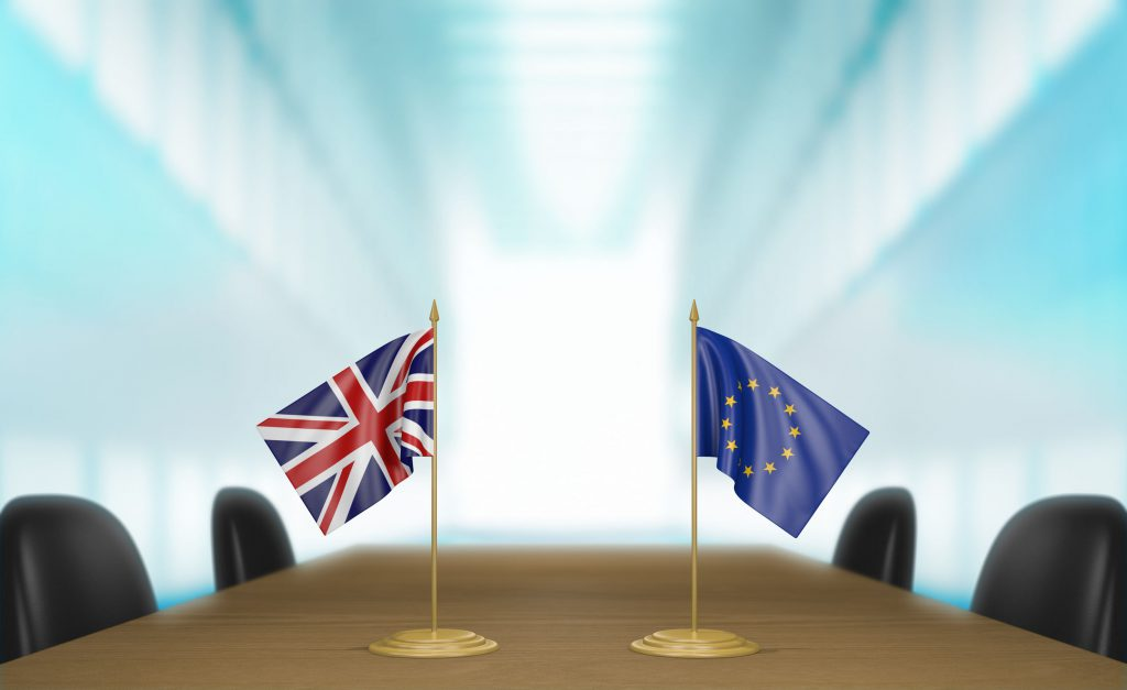 40702401 - united kingdom and european union relations and trade deal talks