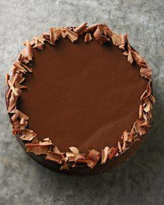 Robert Redford cake, 20th century