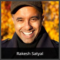 Rakesh Satyal